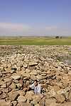 Golan Heights, Rujum el-Hiri, a megalithic site