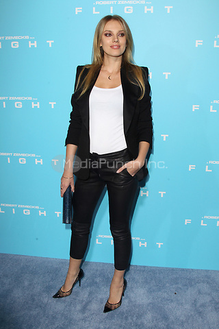 HOLLYWOOD, CA - OCTOBER 23: Bar Paly at the Los Angeles premiere of 'Flight' at ArcLight Cinemas on October 23, 2012 in Hollywood, California. © mpi21/MediaPunch Inc.