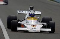 #8 Yardley McLaren
