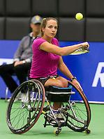 16-12-10, Tennis, Rotterdam, Reaal Tennis Masters 2010,   Jiske Griffieon
