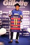 Neymar Jr. New Ambassador for Gillette in Latin America.