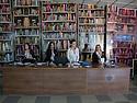 Iraq 2014   Hostesses at the International Book Fair of Erbil<br />Irak 2014 Les hotesses a la Foire Internationale du Livre d'Erbil