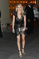 NEW YORK, NY - OCTOBER 20: Ellie Goulding at Bvlgari Flagship Fifth Avenue Store Reopening on October 20, 2017 in New York City. Credit: Diego Corredor/MediaPunch /NortePhoto.com