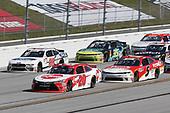 #20: Christopher Bell, Joe Gibbs Racing, Toyota Camry Rheem #5: Michael Annett, JR Motorsports, Chevrolet Camaro Pilot Flying J