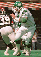 Rick Mohr Saskatchewan Roughriders . Photo Scott Grant