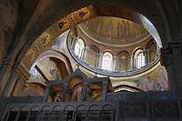Asie/Israël/Judée/Jérusalem: Coupole de l'église du Saint Sépulcre de Jérusalem