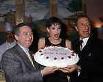 """LEO GULLOTTA, LORENZA MARIO E PIPPO FRANCO <br /> SPETTACOLO """"ROSE ROSSE"""" SALONE MARGHERITA <br /> ROMA 1996"""