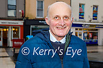 Leslie Talbot from Tralee