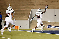 HOUSTON, TX - OCTOBER 6, 2018: The University of Texas at San Antonio Roadrunners defeat the Rice University Owls 20-3 at Rice Stadium. (Photo by Jeff Huehn)