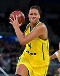 Boomers/Opals Pre London Olympic Series 2012