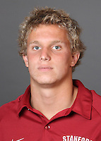 STANFORD, CA - AUGUST 31:  Paul Rudolph of the Stanford Cardinal during water polo picture day on August 31, 2009 in Stanford, California.