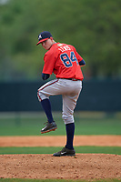 Atlanta Braves Taylor Lewis (84) during an intrasquad Spring Training game on March 29, 2016 at ESPN Wide World of Sports Complex in Orlando, Florida.  (Mike Janes/Four Seam Images)