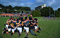180530 Wellington 1st XV Rugby - Wellington College v St Pat's Town