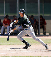 Charles Blackmon - Colorado Rockies, 2009 Instructional League.Photo by:  Bill Mitchell/Four Seam Images..