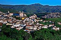 Cidade de Ouro Preto. Minas Gerais. 2001. Foto de Juca Martins.