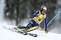 21st December 2020; Alta Badia Ski Resort, Dolomites, Italy; International Ski Federation World Cup Slalom Skiing; Alex Vinatzer (ITA)