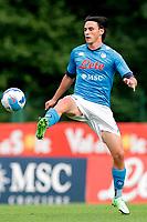 Eljif Elmas<br /> Dimaro 18/07/2021 <br /> Football 2021/2022 preseason friendly match between SSC Napoli and Bassa Anaunia <br /> Photo Image Sport / Insidefoto