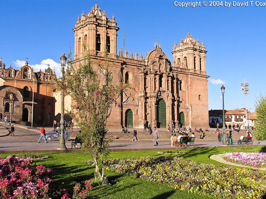 Cuzco Catedral, Peru