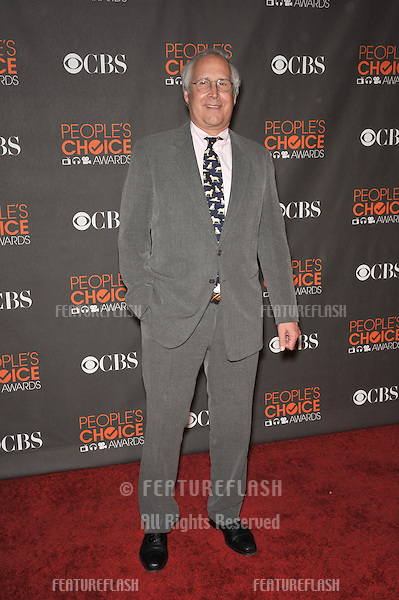 Chevy Chase at the 2010 People's Choice Awards at the Nokia Theatre L.A. Live..January 6, 2010  Los Angeles, CA.Picture: Paul Smith / Featureflash