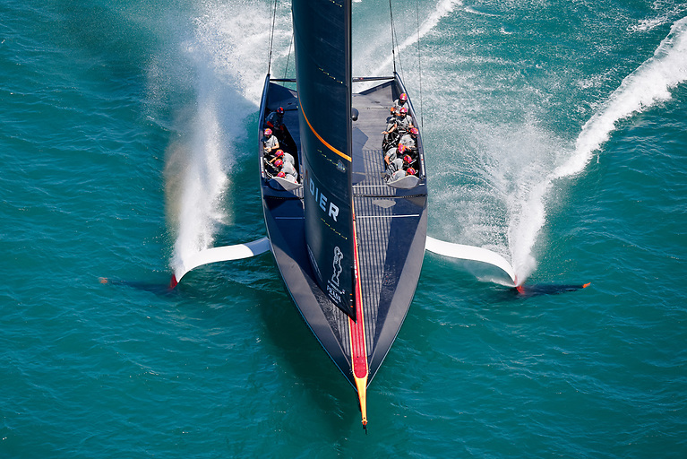 The America's Cup has become a big commercial business