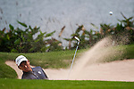 Leon Philip D'Souza of Hong Kong in action during the 9th Faldo Series Asia Grand Final 2014 golf tournament on March 19, 2015 at Mission Hills Golf Club in Shenzhen, China. Photo by Xaume Olleros / Power Sport Images