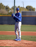Cam Sanders - Chicago Cubs 2019 spring training (Bill Mitchell)