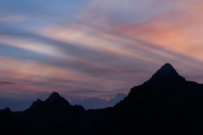 Western Sky, Grand Teton National Park