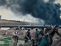 Iraq 2014, November 26, on the front near Kirkouk, peshmergas of Hama Haji Mahmoud Irak 2014  Le 26 novembre, sur le front pres de Kirkouk, des peshmergas de Hama Haji Mahmoud
