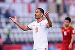 Omid Ebrahimi Zarandini of Iran reacts during the AFC Asian Cup UAE 2019 Group D match between Vietnam (VIE) and I.R. Iran (IRN) at Al Nahyan Stadium on 12 January 2019 in Abu Dhabi, United Arab Emirates. Photo by Marcio Rodrigo Machado / Power Sport Images