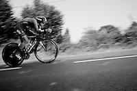 Richie Porte (AUS)<br /> <br /> Tour de France 2013<br /> stage 11: iTT Avranches - Mont Saint-Michel <br /> 33km