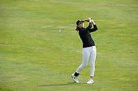 STANFORD, CA - APRIL 24: Rachel Heck at Stanford Golf Course on April 24, 2021 in Stanford, California.