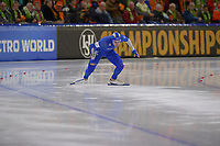 SPEEDSKATING: HEERENVEEN: 11-01-2020, IJsstadion Thialf, European Championship distances, 500m Men, Mirko Giacomo Nenzi (ITA), ©foto Martin de Jong