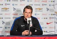 USMNT U-23 Press Conference , March 28, 2016