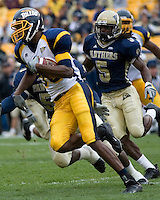 30 September 2006: Toledo wide receiver Stephen Williams..The Pitt Panthers defeated the Toledo Rockets 45-3 on September 30, 2006 at Heinz Field, Pittsburgh, Pennsylvania.