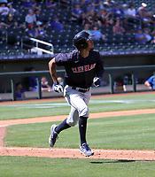 Will Benson - Cleveland Indians 2021 spring training (Bill Mitchell)