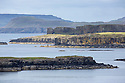The Treshnish Isles off the coast of the Isle of Mull, Scotland, UK. June.