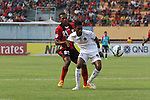 Persipura Jayapura vs Warriors FC during the 2015 AFC Cup 2015 Group E match on April 28, 2015 at the Mandala Stadium in Jayapura, Indonesia. Photo by Chaarly Lapulua / World Sport Group