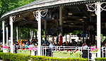 July 17, 2021: Scenes from opening weekend at Saratoga Race Course in Saratoga Springs, N.Y. on July 17, 2021. Dan Heary/Eclipse Sportswire/CSM