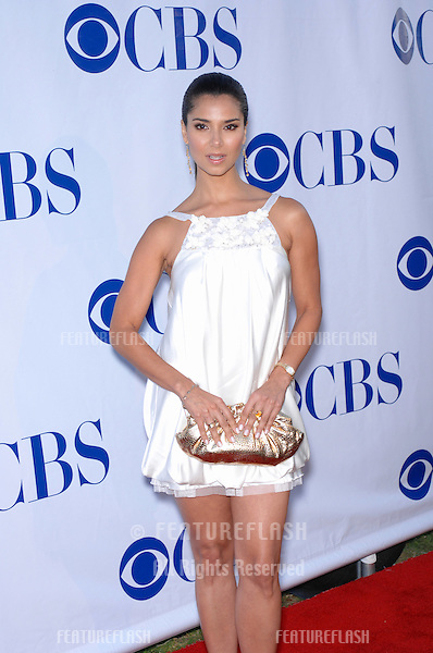 """Without a Trace star Roselyn Sanchez at the CBS Summer Press Tour """"Stars Party 2007"""" on the Wadsworth Theatre Great Lawn..July 20, 2007  Los Angeles, CA.Picture: Paul Smith / Featureflash"""