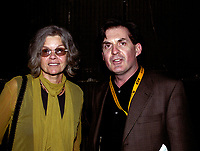 Genevieve Bujold<br />  an Bernard Bujold at World Film Festival 2003.<br /> <br /> The Festival runs from August 27th to september 7th, 2003<br /> <br /> PHOTO : Agence quebec Presse