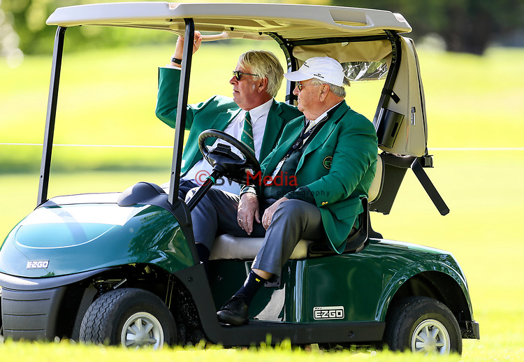 Augusta Green Jackets during the Asia Pacific Amateur Golf Championship Round Three, Royal Wellington Golf Course, Wellington, New Zealand, 28 October2017.  Photo: Simon Watts/www.bwmedia.co.nz