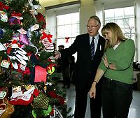 Montreal (Qc) CANADA -Dec  2009 - Gerald Tremblay, Mayor, Montreal