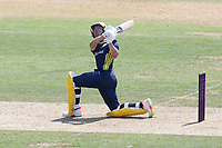 Joe Weatherley hits 6 runs for Essex during Hampshire Hawks vs Essex Eagles, Royal London One-Day Cup Cricket at The Ageas Bowl on 22nd July 2021