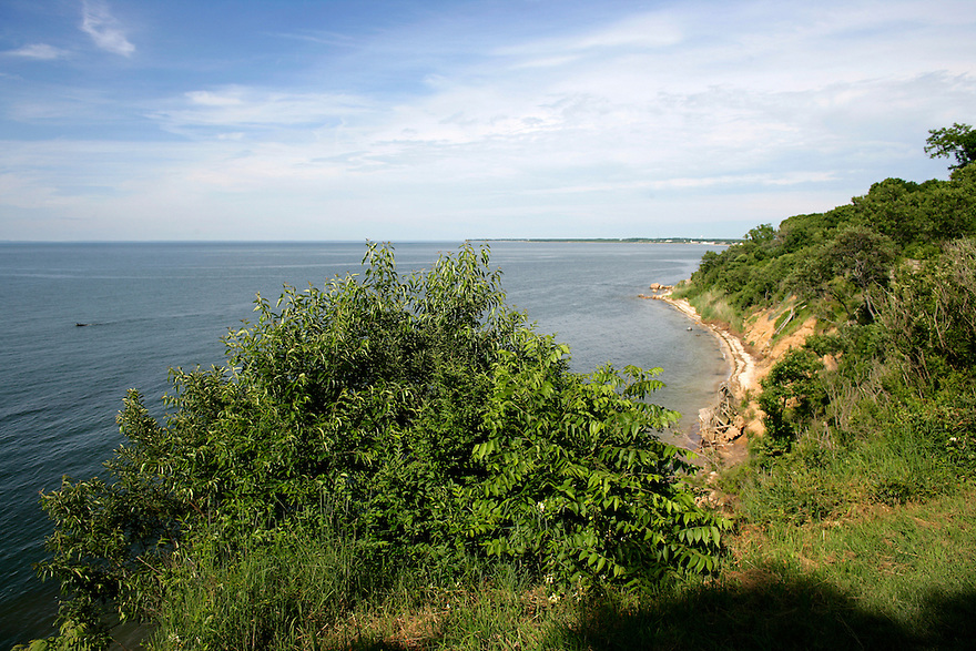 Booth Easement, Southold, Peconic Land Trust, 2007............