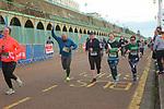 2019-11-17 Brighton 10k 15 AB Finish rem