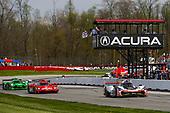 #7 Acura Team Penske Acura DPi, P: Helio Castroneves, Ricky Taylor, Winner, checkered flag