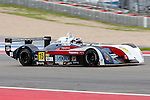 Alan Wilzig (15), Bisjoux/Performance Tech driver in action during the ALMS/WEC practice sessions at the Circuit of the Americas race track in Austin,Texas.