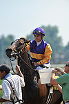 July 3,  2010:  Danzon with Alex Solis up wins the G3 Locust Grove Handicap at Churchill Downs in Louisville, Kentucky.