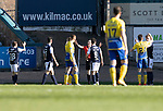 Dundee v St Johnstone…03.04.21   Dens Park   Scottish Cup<br />