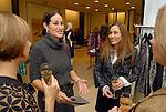 From left: Aimee Parsons, Melissa Rabalais, Shirat Mavligit and Carolyn Henneman at the Recipe for Success Tea & Temptations fashion show at Saks Fifth Avenue Thursday Nov. 19,2009. (Dave Rossman/For the Chronicle)
